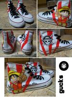 One Piece by gucksshoes