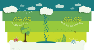 Coca Cola Redesign by Arsenal007