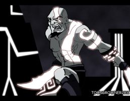 TRON Kratos by toongrowner