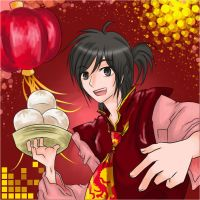The DongBang Chinese New Year by sazame