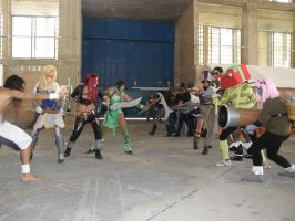 LoL Cosplay Jerez 2011 - 13 by Ragamuffyn