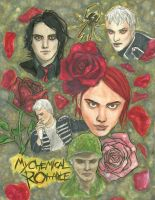 Gerard Way Montage by mel0mania