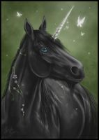 Blackie by BronzeHalo