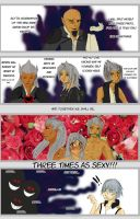 KH Dream Drop Distance - Where Xehanort Gathers by xPandorae