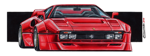 Ferrari 288 GTO XXL by vsdesign69