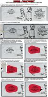 Comics bubbles tutorial by SirPete