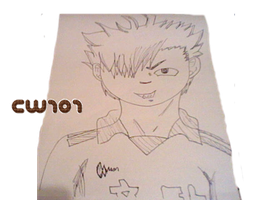 AT: Kuroo by Cherrywind101