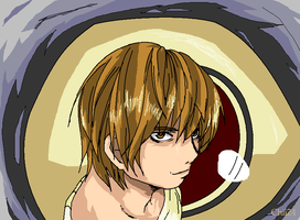 Light Yagami by OfficialChii24