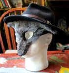 New Coyote and Fox Masks - 8-10-14 by lupagreenwolf