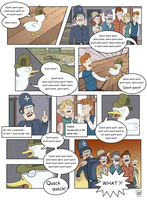 Duck-tective by markmak