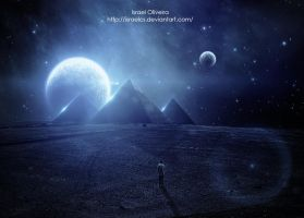 The Secret of the Pyramids by israelcs