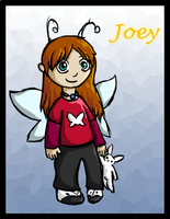 Joey chibi by Demon-Dolphin