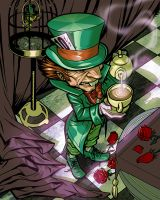 MadHatter color by JJKirby