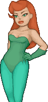Poison Ivy, BtAS by Qweia