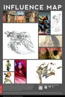 Influence Map by Comic-88