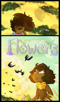 FLOWERS (Page 2) by NoasDraws