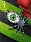 ACEO #041 - sp-eye-der by Elythe