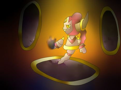 Hoopa by Glaceonmaster89