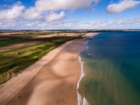 Northumberland Coast by scotto