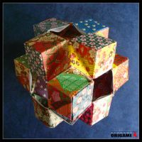 Origami IV by arconax