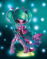 Robotic Chatterbox by Amelia411
