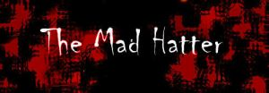 The Mad Hatter Banner by SavvyRed