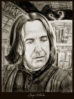 Snape's Valentine by Ellygator