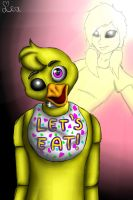 Soul of Chica by ask-thefreddys