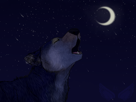 .~:Howl:~. Redrawn (2013) by art-of-a-spirit