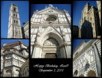 A postcard from Florence by Saeleth