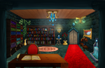A library for my future site =) by kristhasirah
