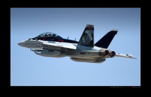 EA18 Growler Departure by jdmimages