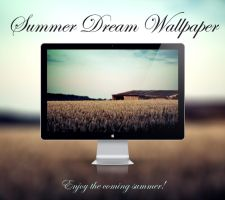 Summer Dream Wallpaper by NKspace