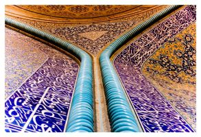 Sheikh Lotfollah Mosque 1 by rad-19