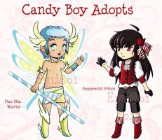 Candy Boy Adopts [closed] by Emi801