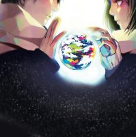 The World Is In Our Hands by AkaneAki