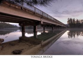 Tomaga Bridge by FireflyPhotosAust