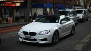 BMW M6 by ShadowPhotography