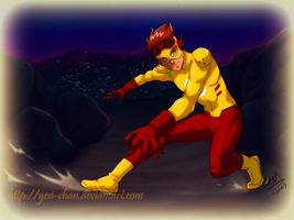 Kid Flash by yesi-chan