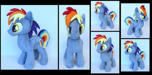 Rainbow Dad by fireflytwinkletoes
