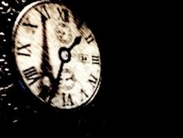 The Clock Ticks Life Away by Lovely-Madness-13
