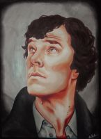 Sherlock - markers by Intryck