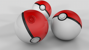 poke ball by Packman5195