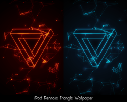 iPod Penrose Triangle Wallpapers by Pstrnil