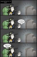 Random Vampire Hunter D Comic2 by darkwater-pirate