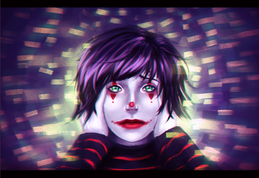 The Mime by Sitas-the-Fool