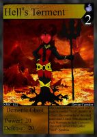 NMC - 022 - Hell's Torment by PlayboyVampire