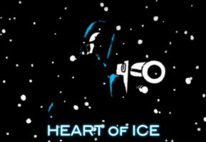 014 Heart of Ice Poster by El-Fox