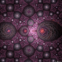 A schematic of the multiverse by IDeviant