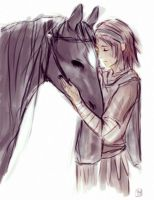 sotc speedpaint by dodostad